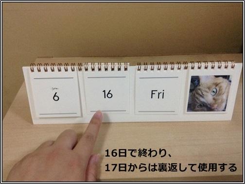 マイブック カレンダー レビュー