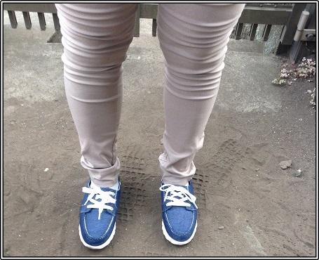 しまむら 靴 レビュー